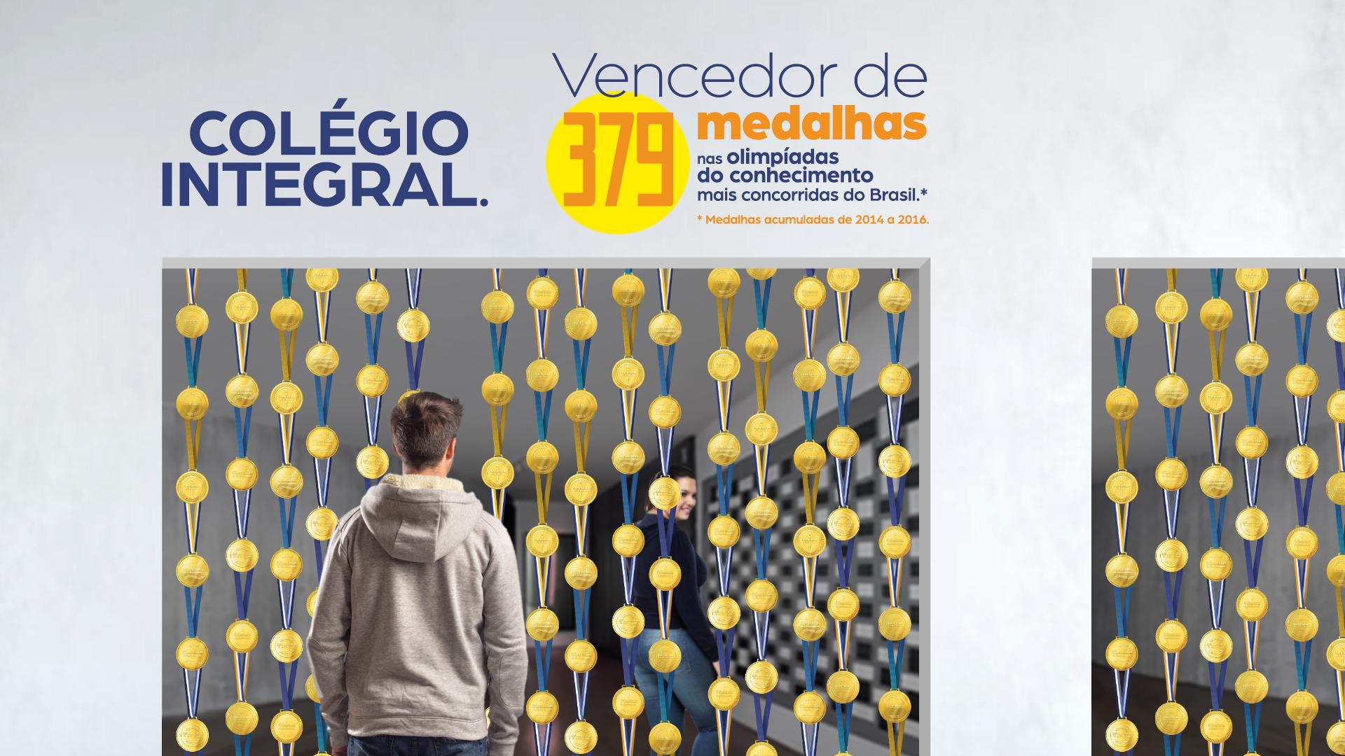 Colégio Integral - Campanha MEDALHAS - PORTAL